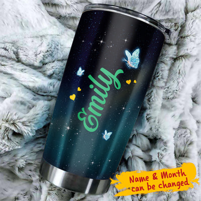 Stronger Than You Seem - Personalized Tumbler