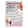 Husband To Wife - You Complete Me - Vertical Matte Posters