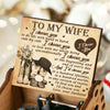 Husband To Wife - I Choose You - Colorful Music Box