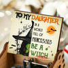To My Daughter - Be A Witch - Colorful Music Box