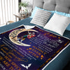 Husband To Wife - Happily Ever After - Blanket