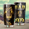 Being A Papa is Priceless - Personalized Tumbler