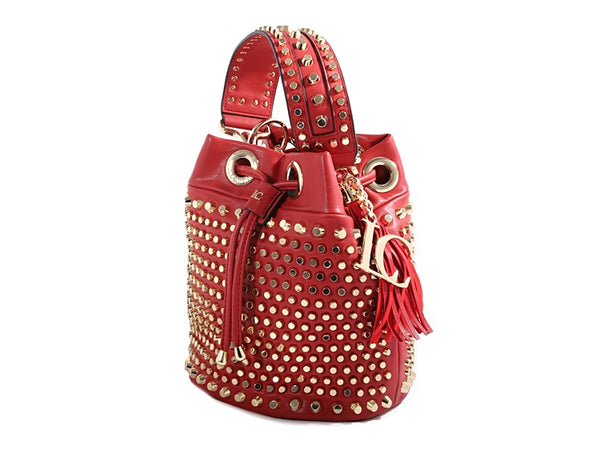 SKYLAB BUCKET - RED - mcfcuratedboutique