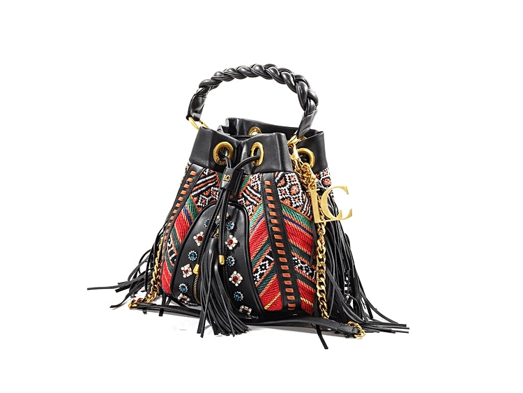 BUKARA SQUAW BUCKET - mcfcuratedboutique