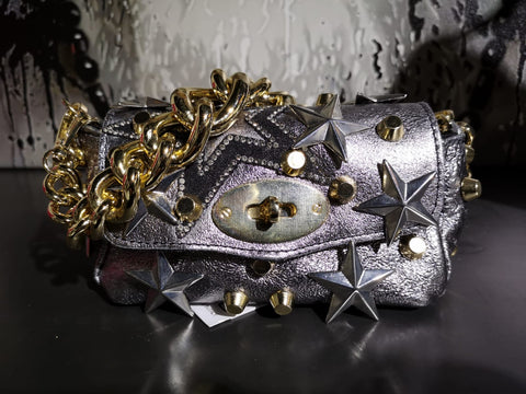 MARTHA STAR STUDDED - mcfcuratedboutique