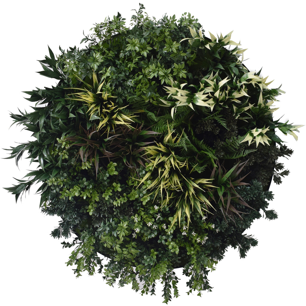 Green Wall Disk - Meadow 80Cm