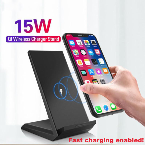 15w Wireless Charger Stand