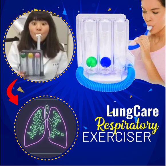 Healthy Lungs Respiratory Exerciser