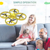 Interactive Gesture Guided Drone