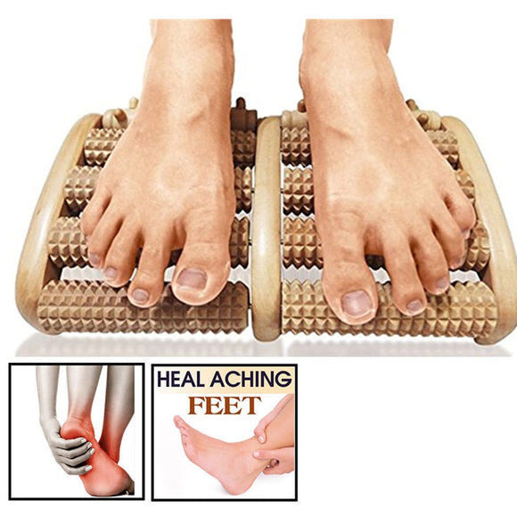 Dual Foot Massager