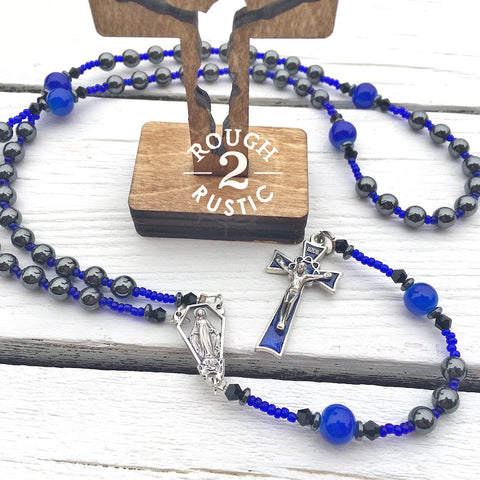 Glass Bead Rosaries
