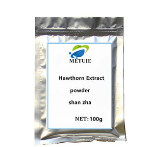 Natural hawthorn extract powder health supplements and lower blood pressure and blood lipids, strong heart effect Free shipping