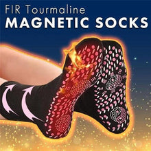 Load image into Gallery viewer, New Self-Heating Health Care Socks Tourmaline Magnetic Therapy Comfortable And Breathable Massager Winter Warm Foot Care Socks