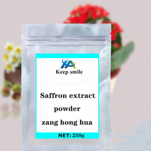 Natural saffron extract powder crocin anti-tumor regulating immunity nutritional supplements face decoration cosmetology