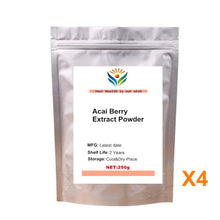 Load image into Gallery viewer, Nature Acai Berry Extract Powder 10:1 Weight Loss Health Supplement
