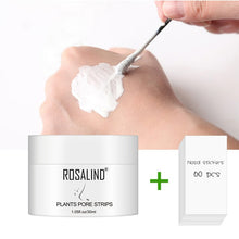 Load image into Gallery viewer, LANBENA To Eliminate Black Dots Facial Mask Nose Acne Remove Blackhead Plants Pore Strips Narrowing Cream Skin Care For Beauty
