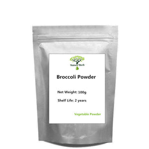 Nutritional Supplements Dehydrated Vegetable 100g~1000g Broccoli Powder