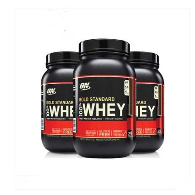 ON Optmont gold standard whey protein powder supplement nutrition fitness strengthening muscle powder, WHEY 2 pounds Free shipp
