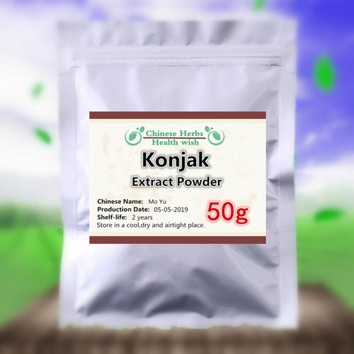 50-1000g,Slimming Dietary Fiber For Weight Loss,Konjac Root Extract Powder,Mo Yu,glucomannan powder,Nutrition supplement