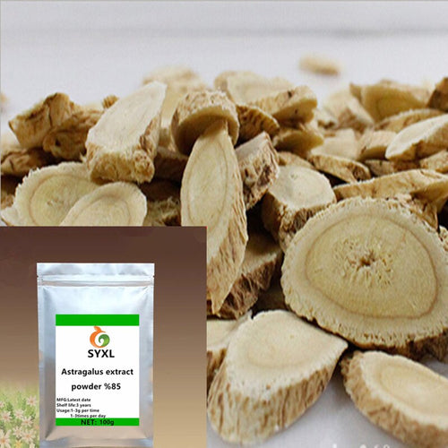 100g-1000g Natural Diatery Supplement Astragalus Root Extract/huang qi/ Astragalus Extract powder