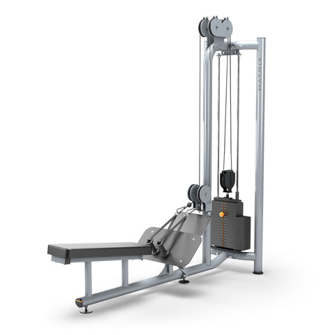 MATRIX MAGNUM DUAL PULLEY LOW ROW | Johnson Fitness Australia
