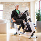 HORIZON COMFORT R RECUMBENT BIKE | Johnson Fitness Australia