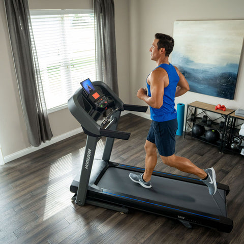HORIZON T202 TREADMILL | Johnson Fitness Australia