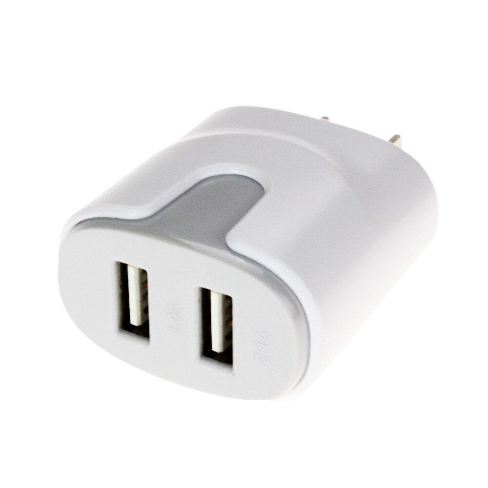 Charger Power Adapter 3.1A Dual USB Port - Purigen