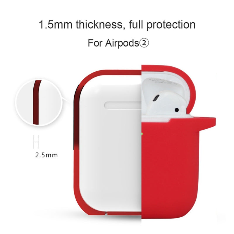 Protective Case For AirPods 2nd Wireless Charging Case With Bundle - Purigen