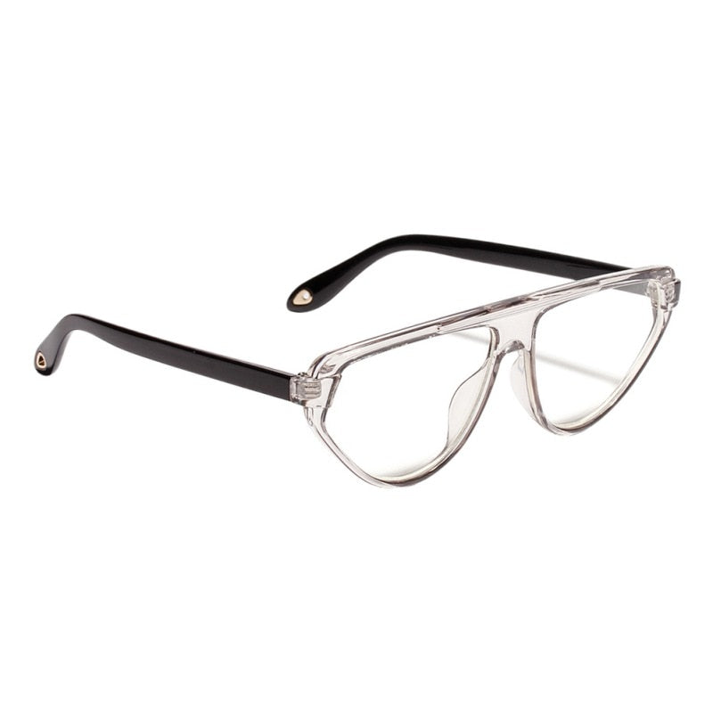 Fashion Big Box Personality Optical Computer Glasses - Purigen