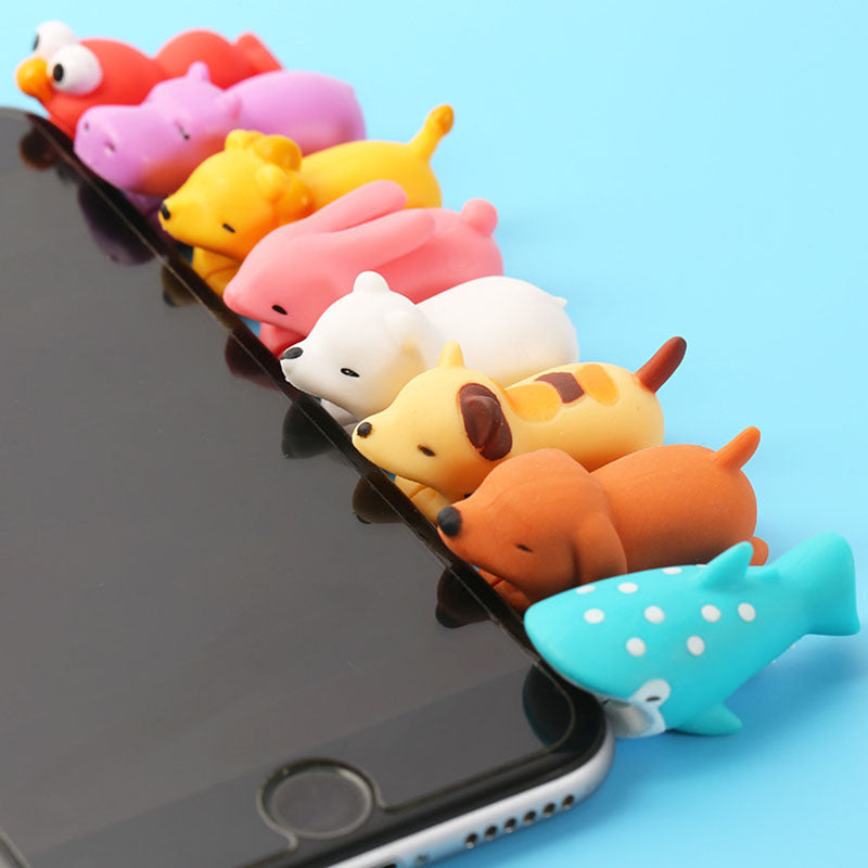 Animal Bite USB Cable Protector Cable iPhone - Purigen