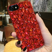 Cute Bling Sparkle Jewels Case 3D Stunning Stones Cover For iPhone 7 /8 4.7 inch - Purigen
