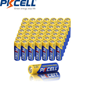 50PCS PKCELL AA Battery 1.5V - Purigen