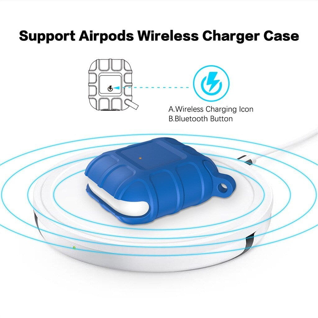 Wireless Headphones Silicone Case Anti-Shock - Purigen