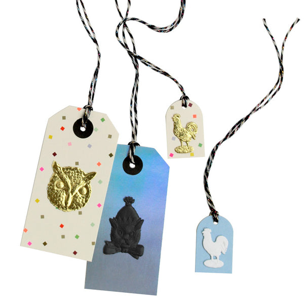 Mixed Bag Gift Tag Set