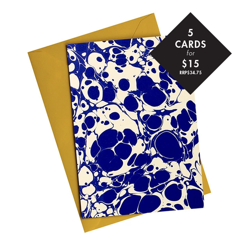 5 x 'Thin Air' Card - Value RRP$34.95