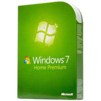 Microsoft Windows 7 Home Premium Retail Box