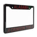 Alabama Crimson Tide License Plate Frame Cover