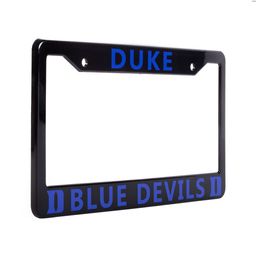 Duke Blue Devils License Plate Frame Cover