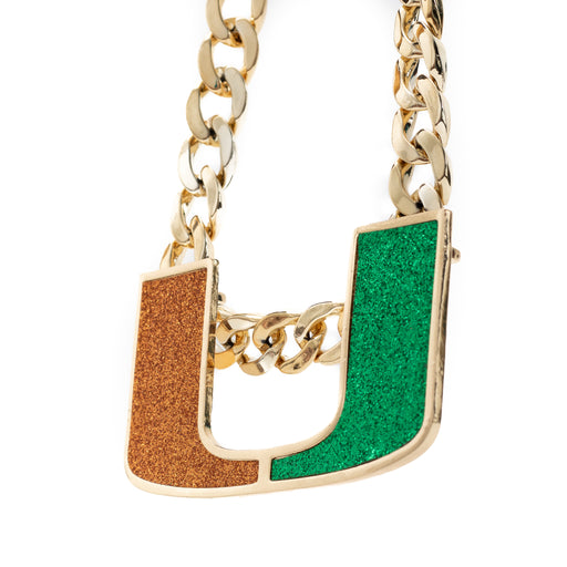 Miami Hurricanes Turnover Chain