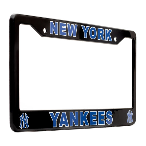 New York Yankees License Plate Frame Cover