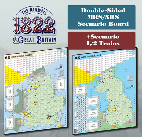 1822 MRS/NRS Board + Cards Preorder