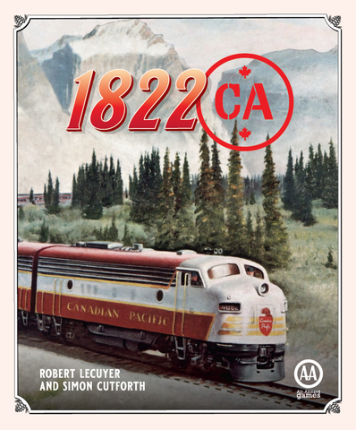 US ONLY - 1822CA