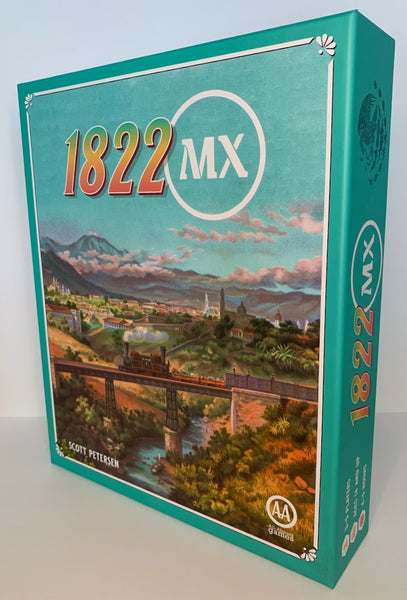 INTERNATIONAL - 1822MX Preorder