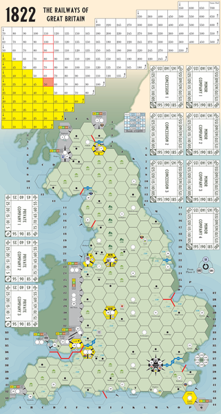 US ONLY - 1822: The Railways of Great Britain Preorder