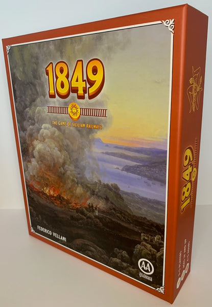 US ONLY - 1849 Preorder