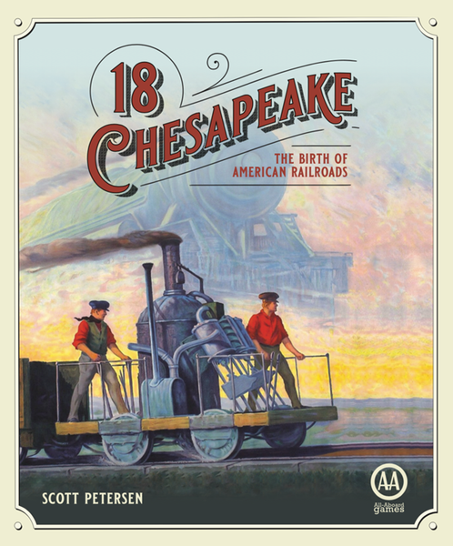 INTERNATIONAL - 18Chesapeake Preorder (Shipping Included)