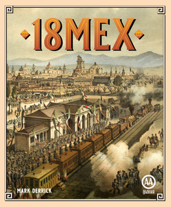 INTERNATIONAL - 18MEX Preorder (Shipping Included)