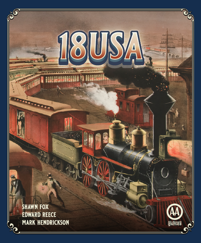 US ONLY - 18USA Full Game