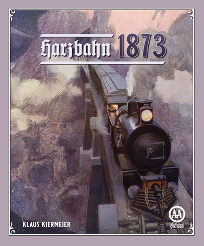 INTERNATIONAL - Harzbahn 1873